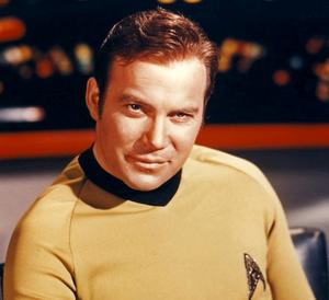 Captain Kirk Based On