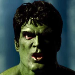 The Hulk in Battle