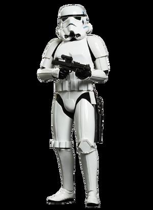 Stormtrooper Based On