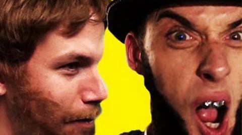 Abe Lincoln VS Chuck Norris Epic Rap Battles of History 3-0