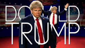 Donald Trump Title Card 2