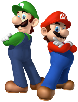Mario Brothers Based On