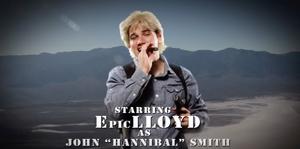 "The A-Team Title Sequence John ""Hannibal"" Smith"
