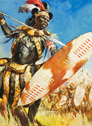 Shaka Zulu Based On