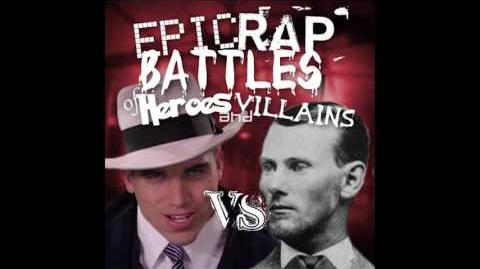 Jesse James vs Al Capone