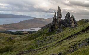 Isle of Skye Based On