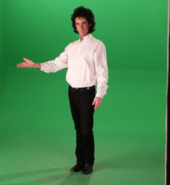David Copperfield Bahind the Scenes