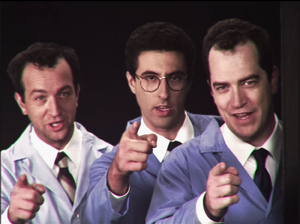 Ghostbusters Commercial Scene 2