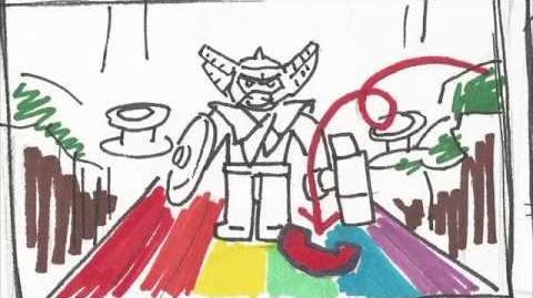 Zeus vs Thor. Behind the Scenes of Epic Rap Battles of History pt