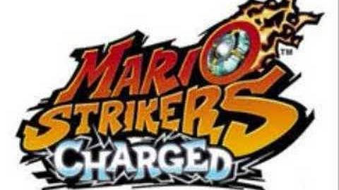 Mario Strikers Charged Music Stormship