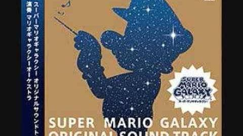 Super Mario Galaxy Music Melty Molten Galaxy