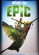Epic (2013 film) poster