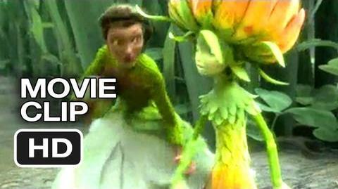 Epic Movie CLIP - Tara's Escape (2013) - Josh Hutcherson, Amanda Seyfried Movie HD