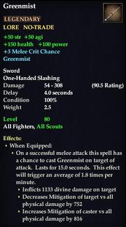 Greenmist
