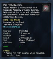 Min Frith Dorchae