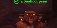 A Sootfoot peon