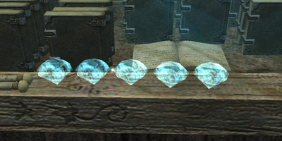 Coldain Summoning Crystal