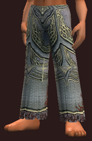 Thaumaturge's Leggings of the Archcaster (Equipped)