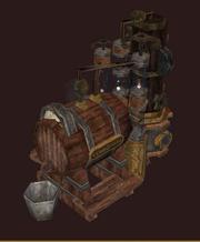 Super Mechanized Thurgadin Distillery