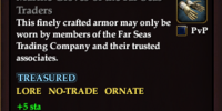 Marine Gloves of the Far Seas Traders