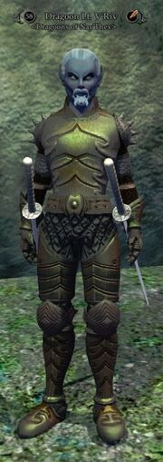 Dragoon Lt. V'Riv