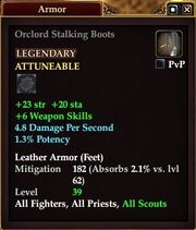 Orclord Stalking Boots