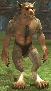 NoD Werewolf
