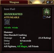 Iron Flail
