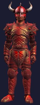 Berserk Rage (Armor Set) (Visible, Male)
