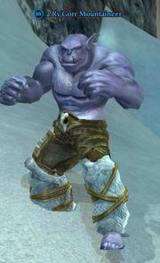 A Ry'Gorr Mountaineer