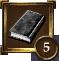 Achievement Icon black book 5