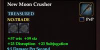 New Moon Crusher