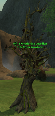 A Mysticvine guardian
