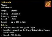 Incinerate (MIracle)