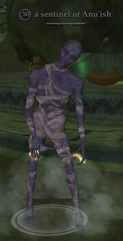 A sentinel of Anu'ish