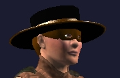 Hoo'Loh's Thugish Hat (Equipped)