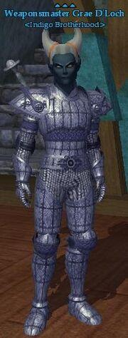Weaponsmaster Grae D'Loch