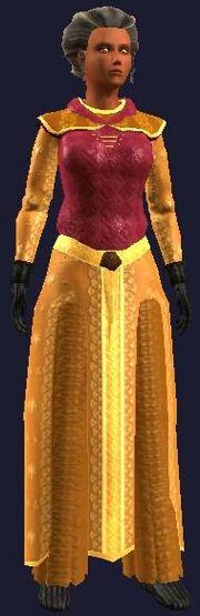 Arcane ceremonial officer (female)