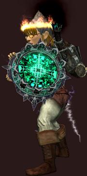 Soulripper Shield
