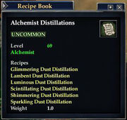 Alchemist Distillations