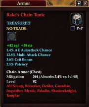 Rake's Chain Tunic