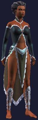 Dark fancy dress (Visible, Female)