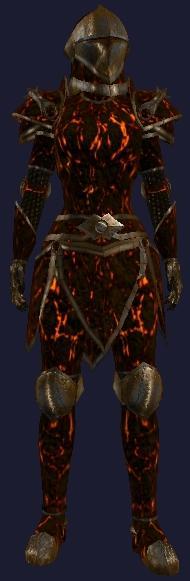 Sootfoot Magma (Armor Set) 2
