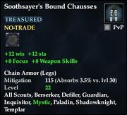 Soothsayer's Bound Chausses
