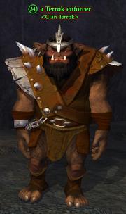 A Terrok enforcer