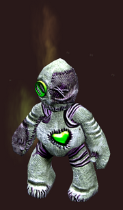 Zombie Mystic Doll (Visible)