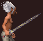 Forged Sword (Equipped)