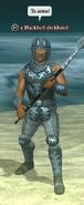 A Blackfurl deckhand (human)