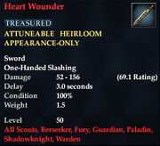 Heart Wounder