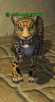 A shimmering guardian (Shimmering Citadel)